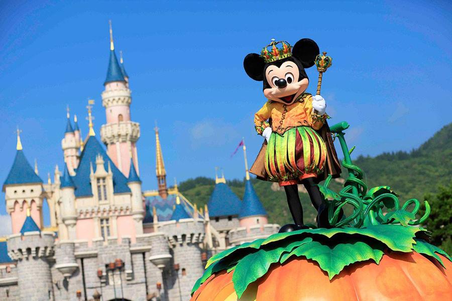 10-Disneyland Hong-Kong-cina