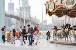 inverno a new york con i bambini un giro sulle giostre