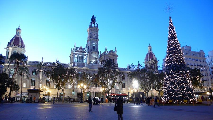 Vacanze di Natale a Valencia con i bambini