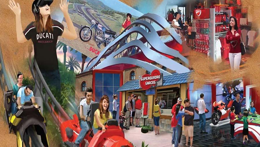 Ducati World Mirabilandia