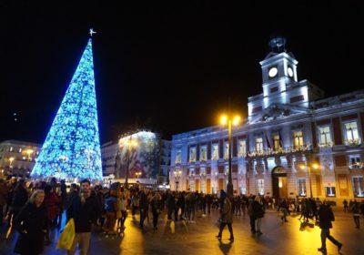 Spagna - Madrid, Puerta del Sol