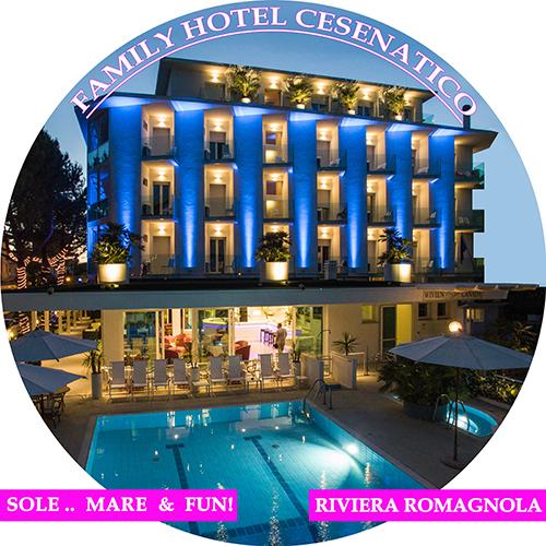 Family Hotel Cesenatico Riviera Romagnola Emilia Romagna