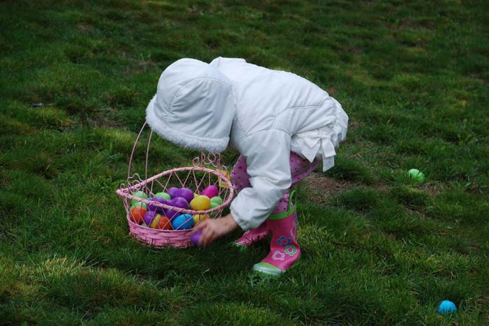 vacanze di Pasqua con i bambini in Umbria