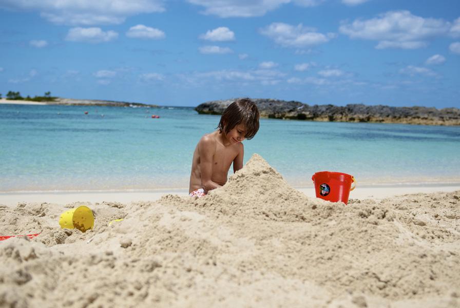 viaggio con i bambini alle Bahamas