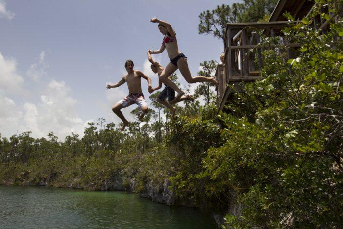 vacanze per bambini alle Bahamas