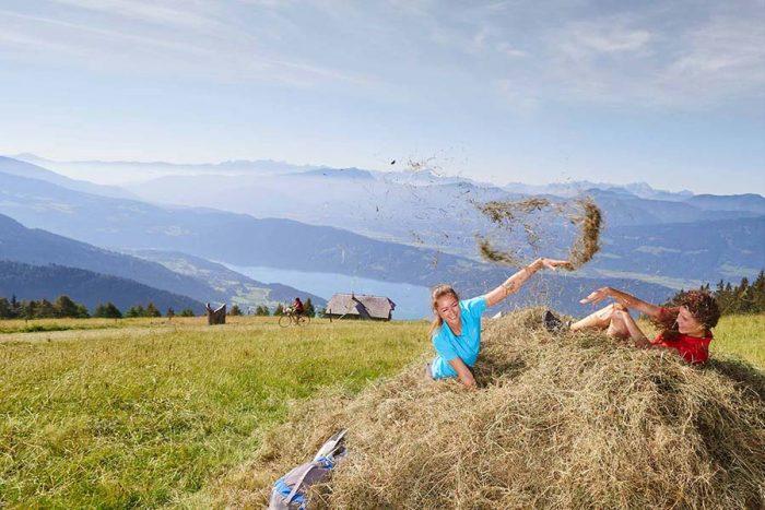 vacanze per famglie in Austria