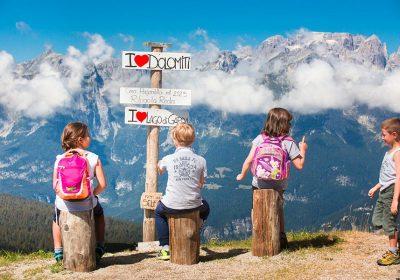 Vacanze con bambini Paganella