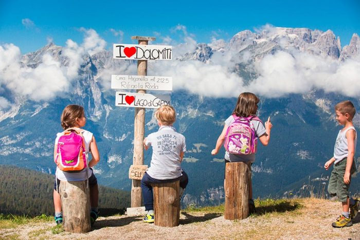 Vacanze con i bambini sull 39 altopiano della paganella for Vacanze in sardegna con bambini