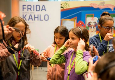 laboratori tematici per bambini e famiglie nei musei d Italia