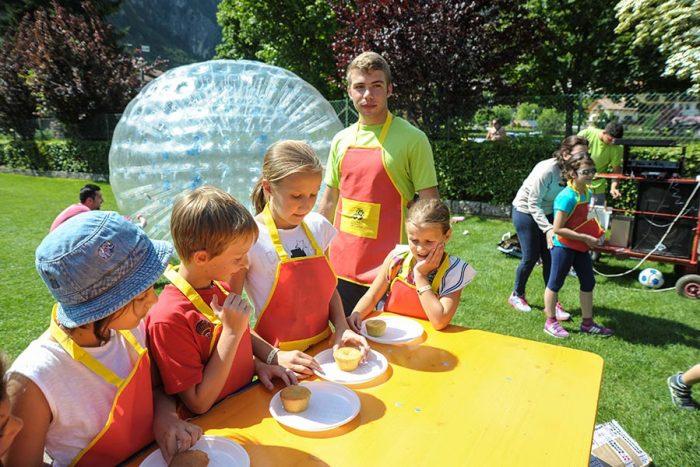 Paganella per bambini estate