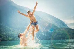 Vacanza con i bambini sull'Altopiano della Paganella
