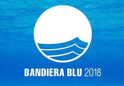 bandiere blu italiane 2018