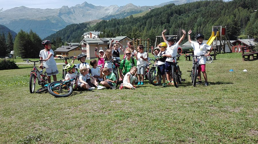 Madesimo sport camp Valtellina
