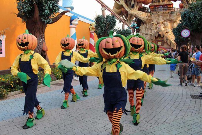 Halloween 2018 con i bambini a Gardaland, Mirabilandia e Leolandia