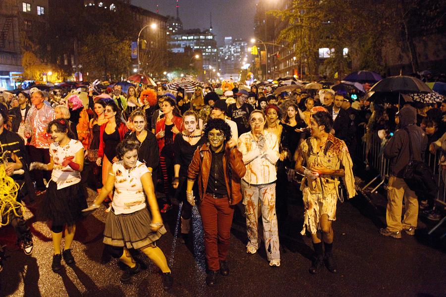 Halloween Parade New York