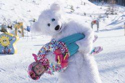 Andare a sciare con i bambini a Villach, Austria