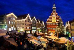 mercatini di natale a Stoccarda, Germania
