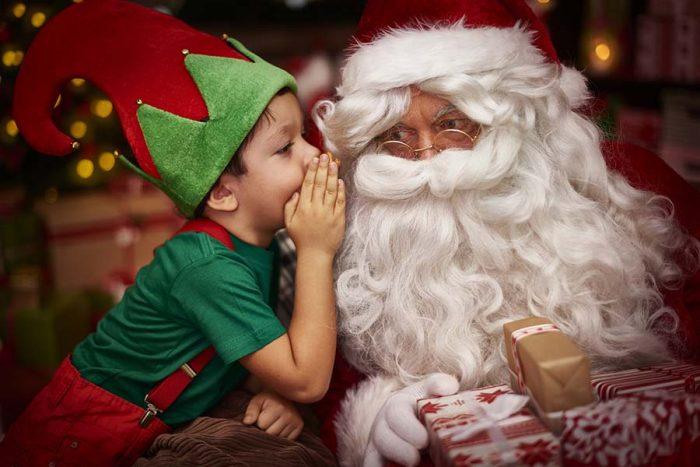 Foto Degli Elfi Di Babbo Natale.Nasce La Piu Bella Favola Di Babbo Natale In Toscana Elfi