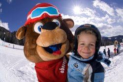 Sciare con i bambini in Val D'Ega e Obereggen