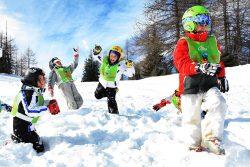 vacanze sulla neve con i bambini in Val di Sole Campiglio tonale folgarida marilleva