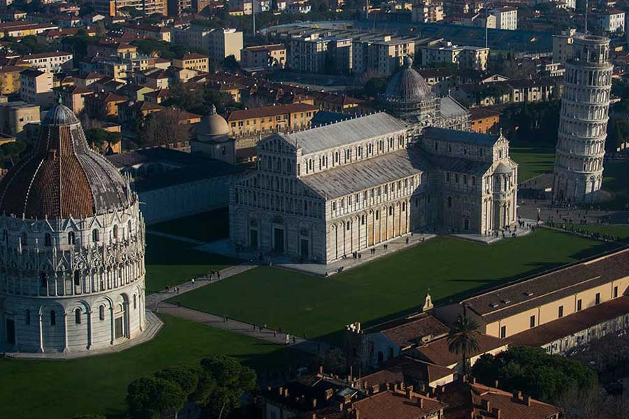 family weekend a pisa