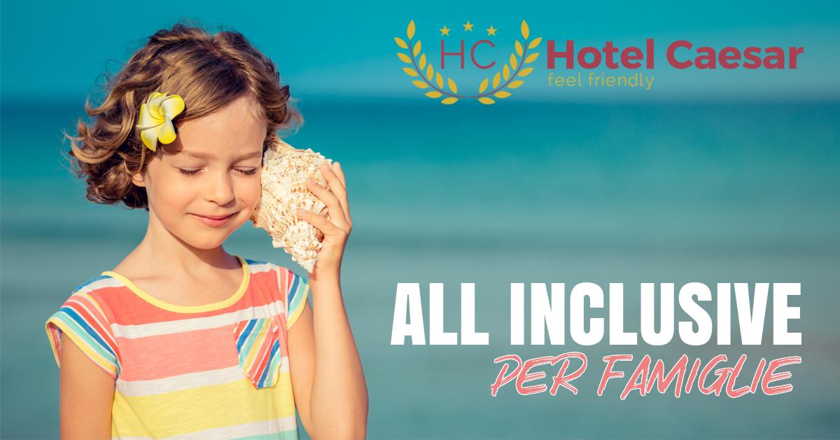 Offerte speciali al mare Hotel Caesar