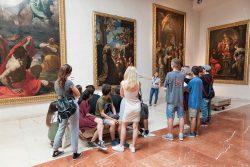 io vado al museo gratis con i bambini