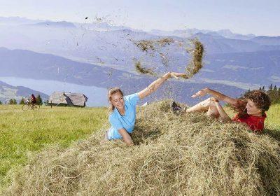 In Carinzia con i bambini estate