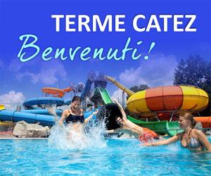 Estate con i bambini alle Terme Catez in Slovenia