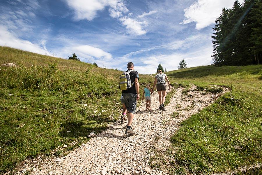Altopiano di Vezzena Trentino