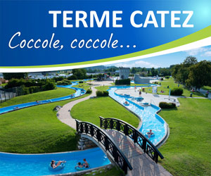 Estate con i bambini alle Terme Catez in Slovenia