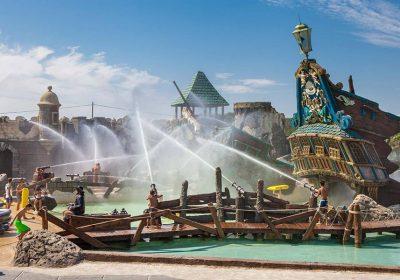 Vacanze con i bambini nei parchi Acquatici più belli d'Italia
