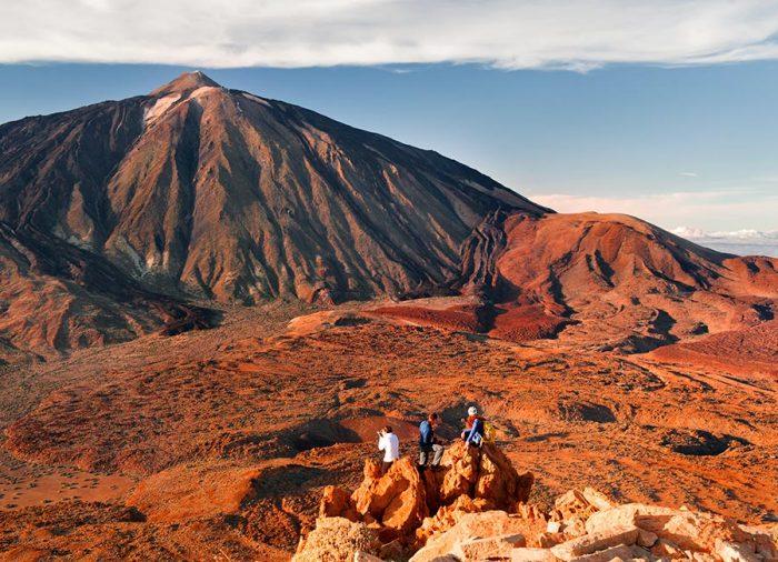 Isole Canarie El Teide Tenerife
