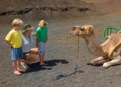Isole Canarie per bambini