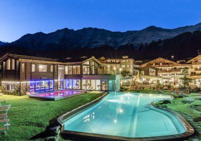 family resort schneeberg estate alto adige