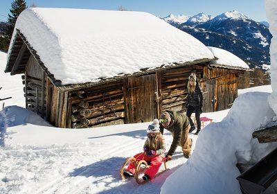vacanze di natale per famiglie in osttirol austria