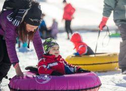 Vacanze con i bambini sulla neve delle Dolomiti Paganella
