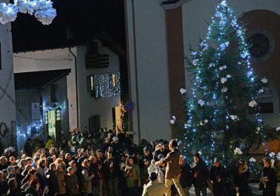 Vite di luce Santa Massenza Trento