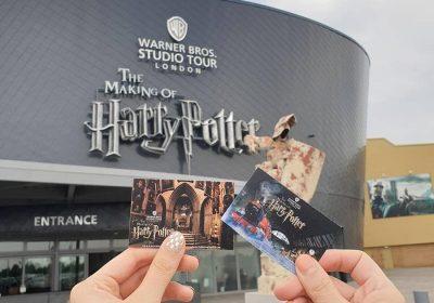 Warner bros studios londra harry potter