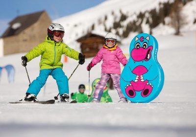 Vacanze sulla neve con i bambini in Osttirol