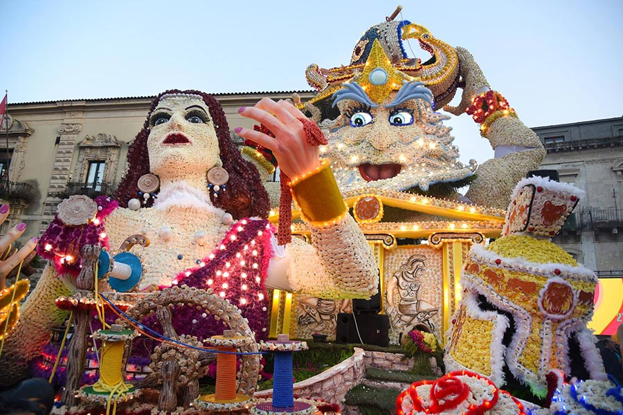 carnevale 2020 Sicilia Acireale
