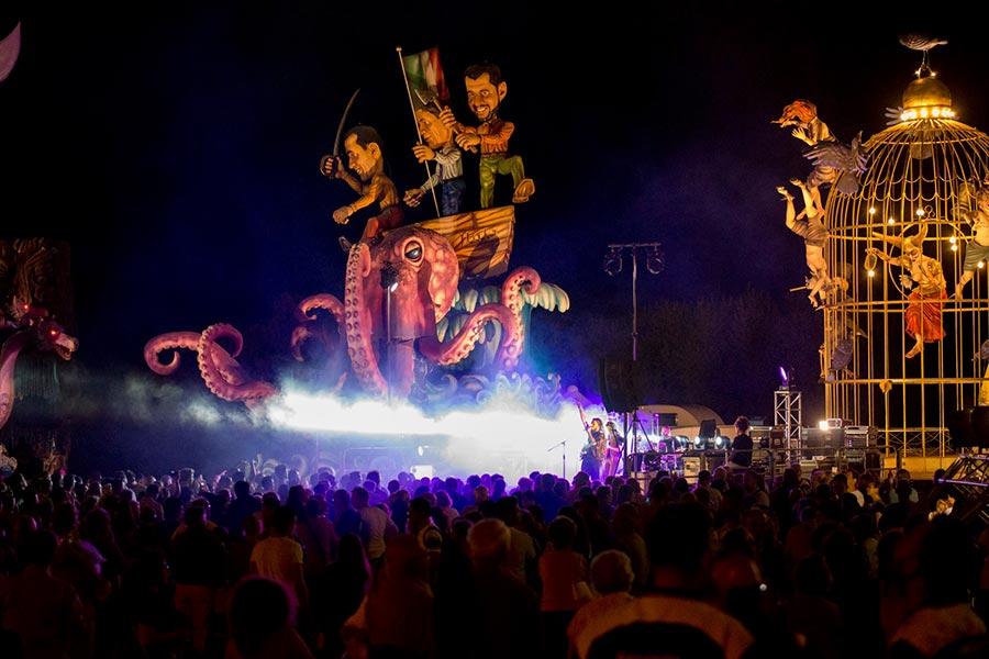 carnevale 2020 Puglia Putignano
