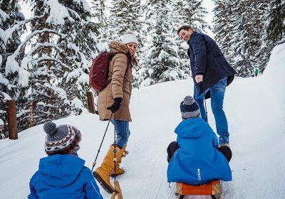 in inverno in canton ticino con i bambini