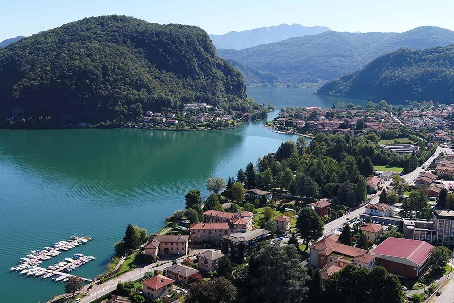 cosa fare con i bambini sul Lago di Lugano
