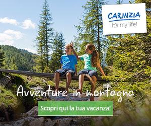 Vacanza in Carinzia con i bambini