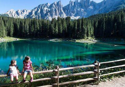 vacanza per bambini sulle Dolomiti della Val d Ega