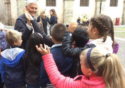 Parma con i bambini per un safari cittadino