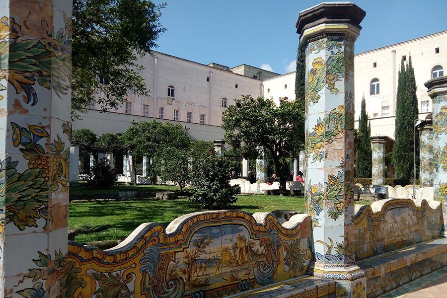 Napoli giardini