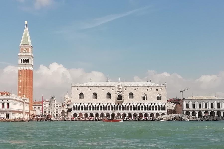 Venezia il Palazzo Ducale
