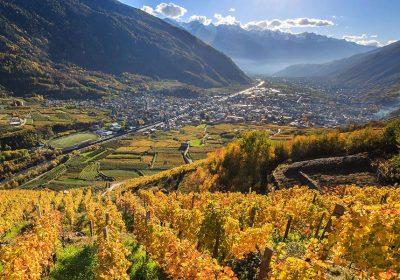 Alpi Retiche Zona Tirano e Sernio in Valtellina